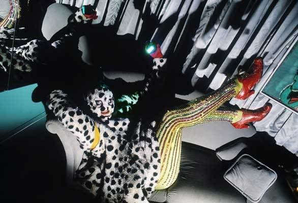 The always astounding Leigh Bowery. We could have used 40 more years of his one-off genius.