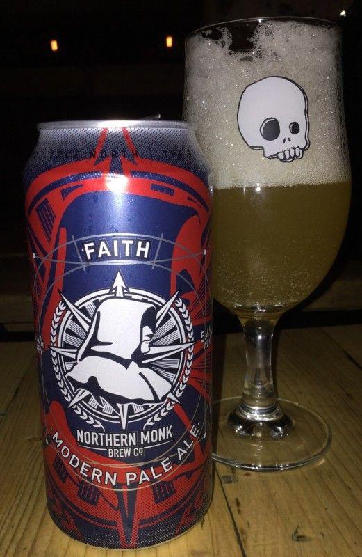 Northern Monk Faith Modern Pale Ale Cerveja Pale Ale