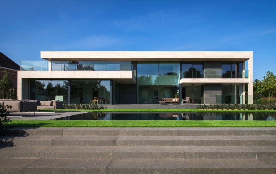 Moderne villatuin modern homes in 2018 pinterest modern house