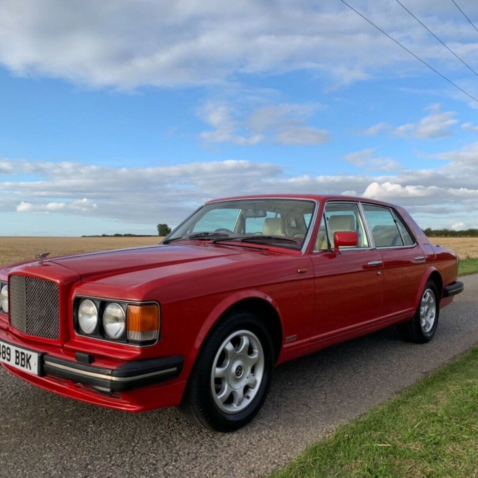 This Bentley Turbo R is an absolute bargain at just £3.5k