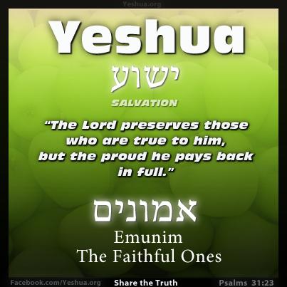 #Emunim, the #Faithful Ones. Be True.