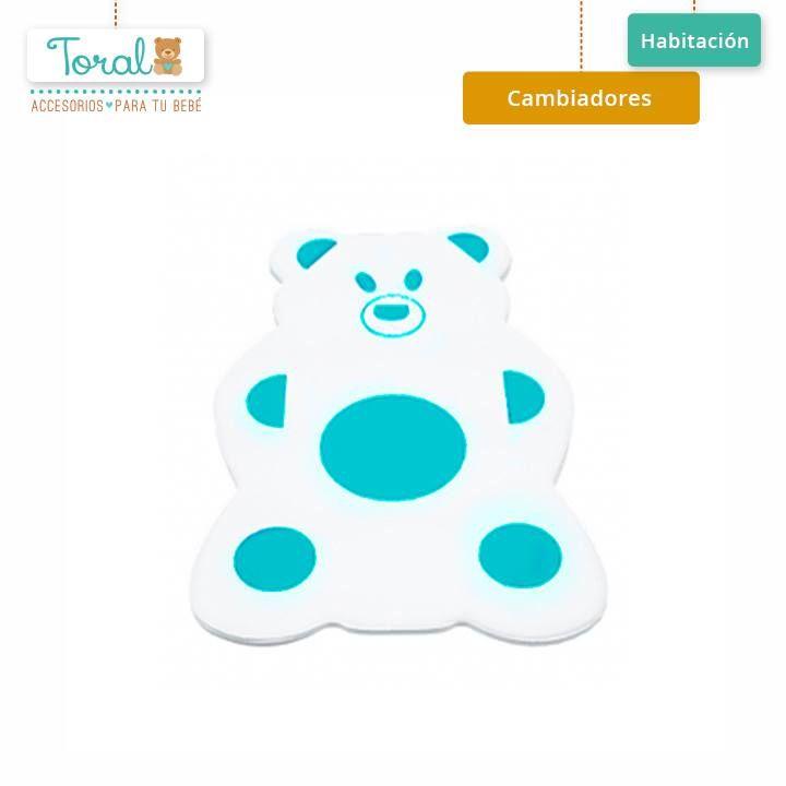 En forma de oso y disponibles en varios tamaños y colores nuestros cambiadores son ideales para brindarle a tu bebé comodidad y seguridad a la hora su cambio de pañal ¡Le damos la bienvenida a la vida!