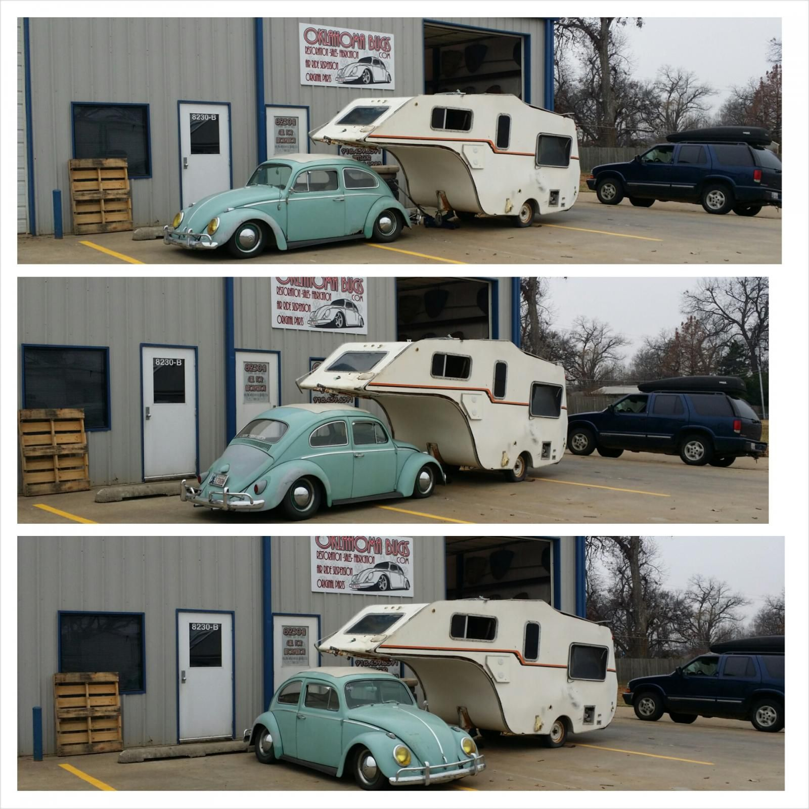 international travel trailer's El Chico | VW Trailer | Vw