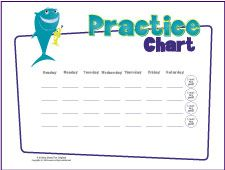 photo relating to Music Practice Chart Printable Free identify Cost-free Printable Prepare Charts  Print