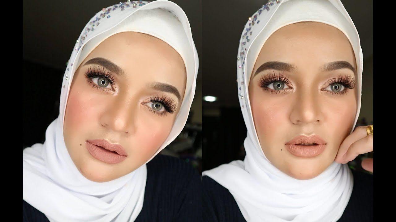 MUA Bellaz : Akad Nikah Makeup Tutorial Versi Nude