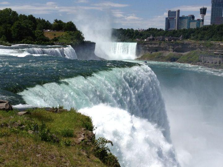 Niagara Falls State Park Niagara Falls State Parks Fall