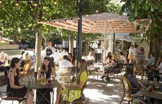 5 Of The Best Outside Restaurants Spanish Restaurant Summer Dining Restaurant Streets