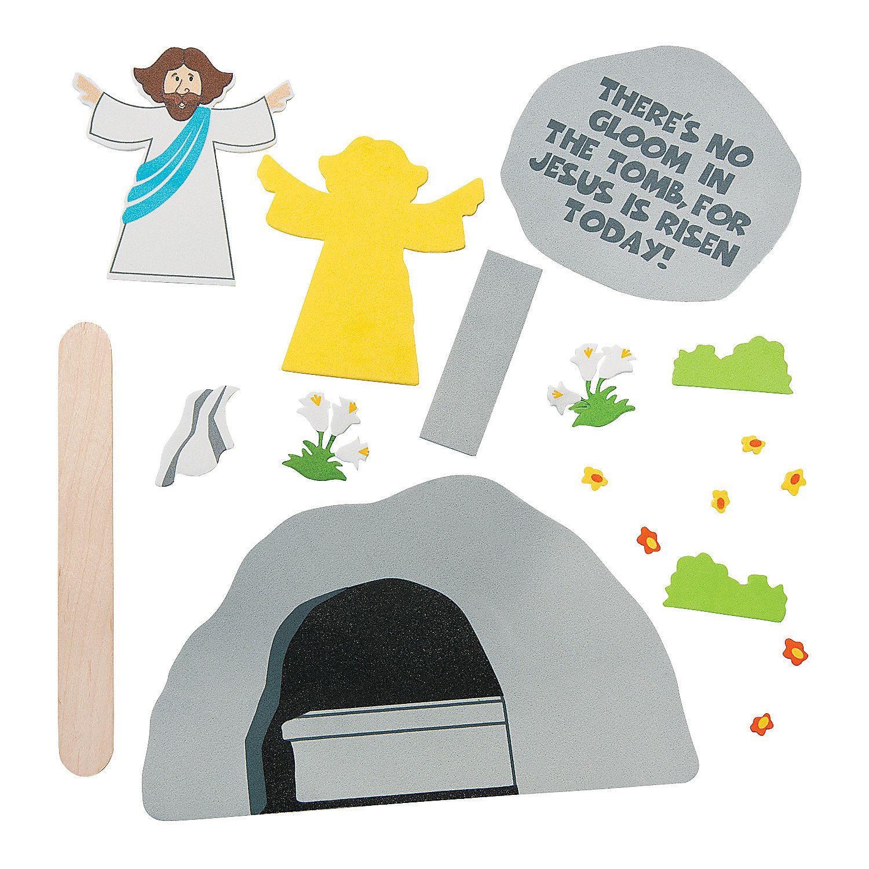 Jesus is risen pop up craft kit novelty crafts crafts for Jesus is alive craft ideas