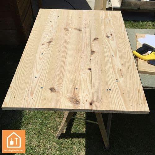 fabrication d\u0027une niche pour chien Niche pour chien Pinterest - plan pour fabriquer un banc de jardin