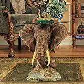 Found it at Wayfair - Lord Earl Houghton's Trophy Elephant Coffee Table