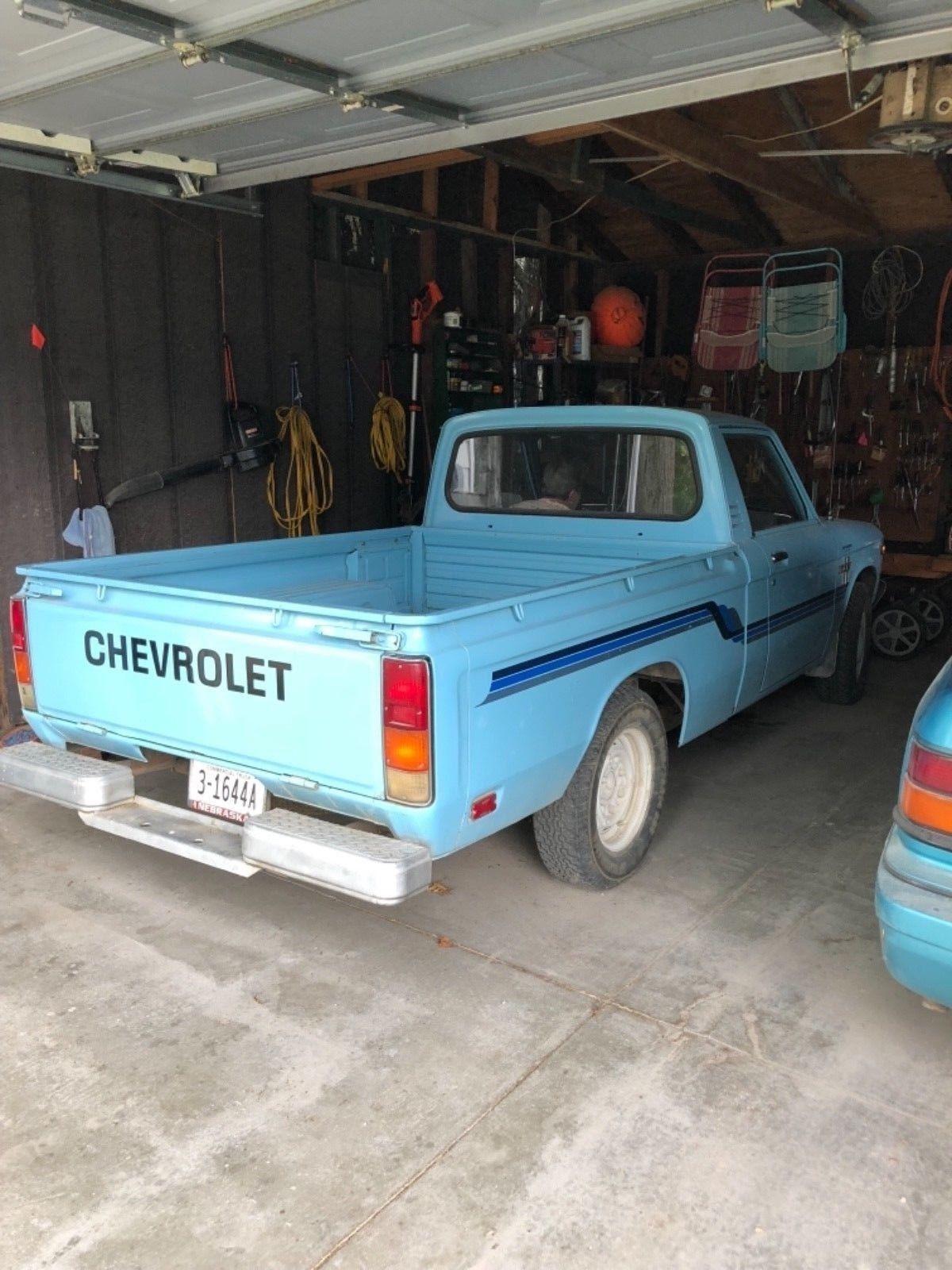 Grandma S Luv N Spoonful 1980 Chevrolet Luv Classic Chevy