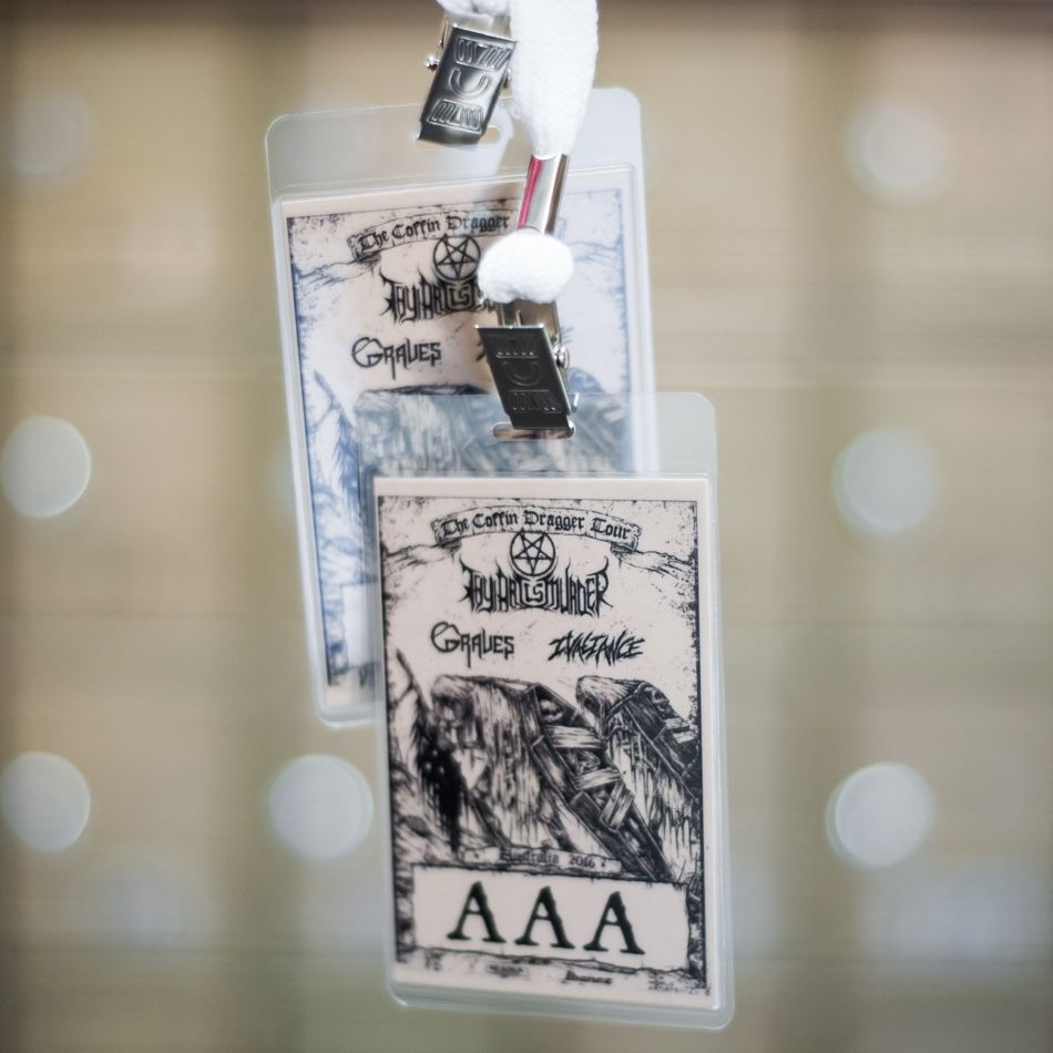 Access all areas passes for your bands next tour at mbe brisbane cbd a local print shop based in brisbane cbd we specialize in high quality printing of banners business cards flyers and more reheart Choice Image