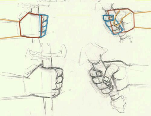 Drawing Reference Hands Holding Sword Handle Sketches Drawings