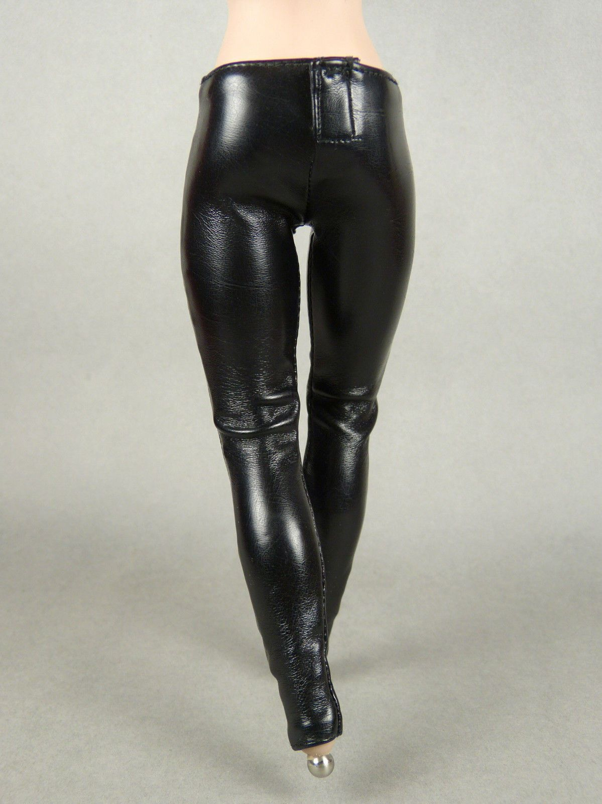 """1//6 Scale Hot Black Pants For 12/"""" Action Figure Dolls Toys"""