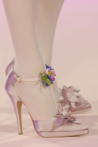 Christian Lacroix | Spring 2007 Couture Collection | Style.com