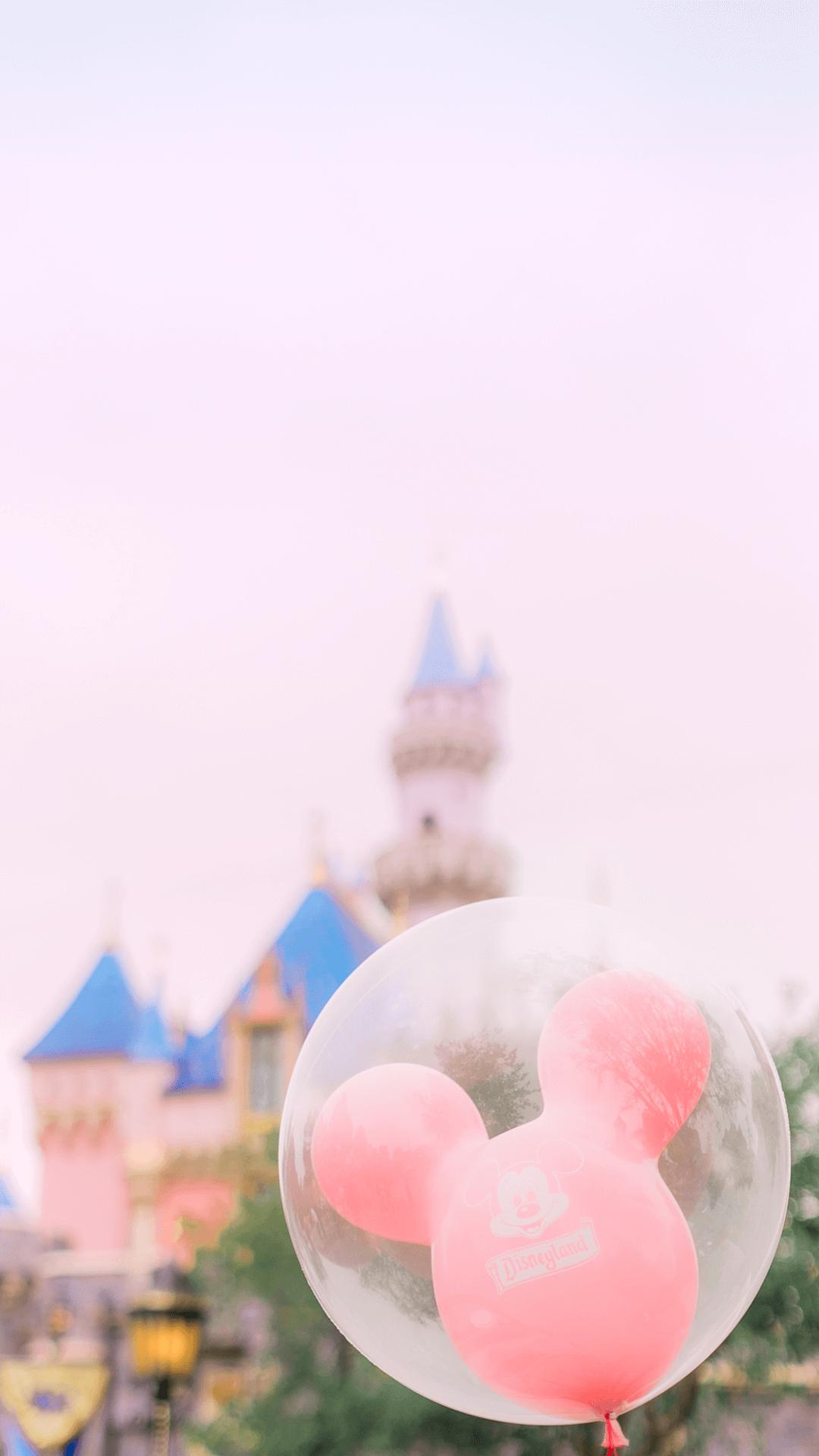 Tech Love 06: Dreamy Disneyland Wallpapers ~ Emmygination