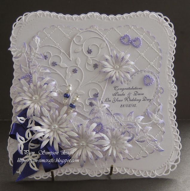 pamscrafts: On Your Wedding Day..