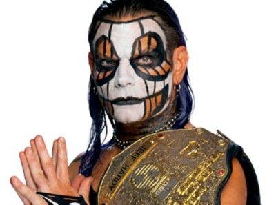 Jeff Hardy 2 Time WWE World Heavyweight Champion