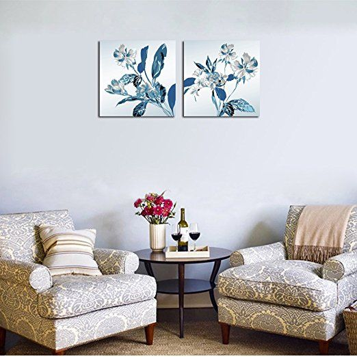 I absolutely love the look of floral home décor especially floral