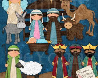 Christmas Mantle Garland, Christmas Bunting Printable ...
