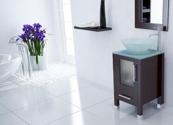 Obtaining A Unique Vessel Bowl Sink With Vanity Your Bathroom Is Ensured To  Gleam With Grace And Originality!