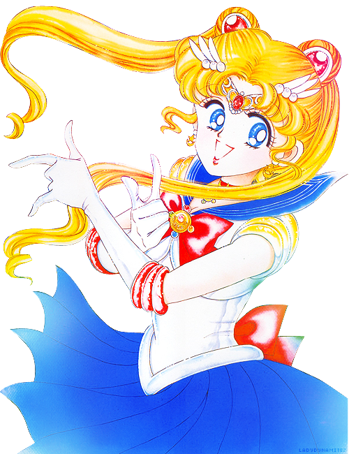 Ladydynamitez Transparent Sailor Moon Pretty Guardian Sailor Moon Sailor Moon Sailor Jupiter