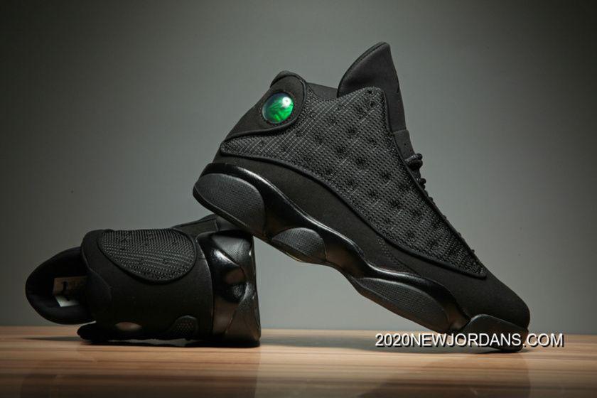 "detailed look ea073 af6ca Air Jordan 13 ""Black Cat"" Black Anthracite-Black Men s And Women s Size  414571-011 2020 Authentic"