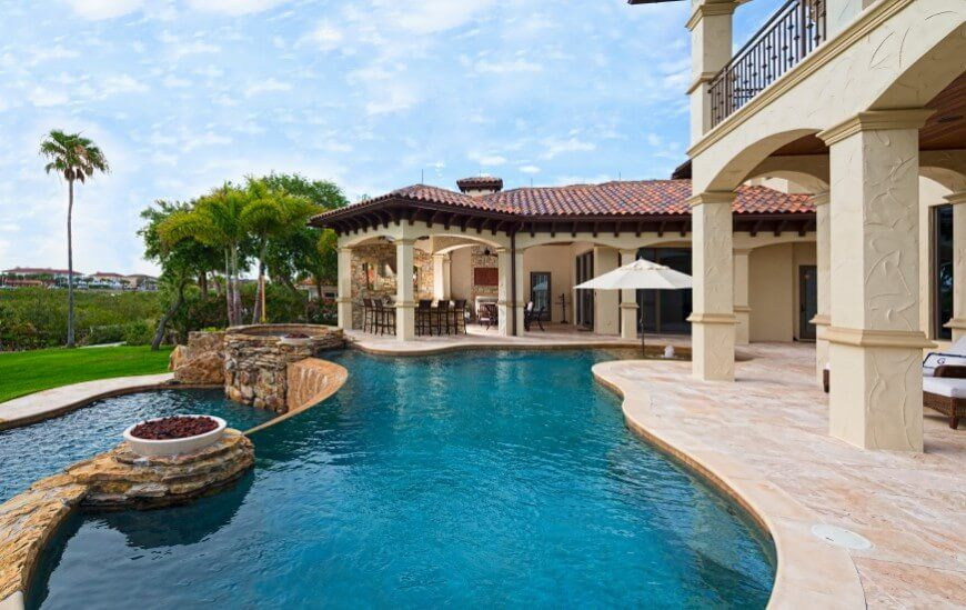 rental homes with pools in florida