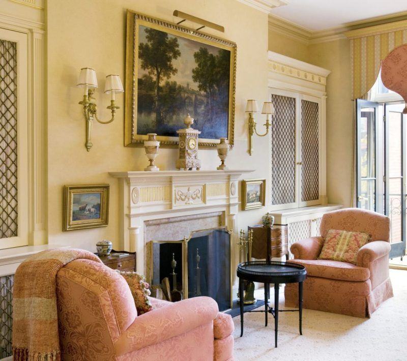 Style profile carter company decor ideas - French interior design companies ...