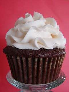 The Royal Cook: White Chocolate Buttercream Frosting