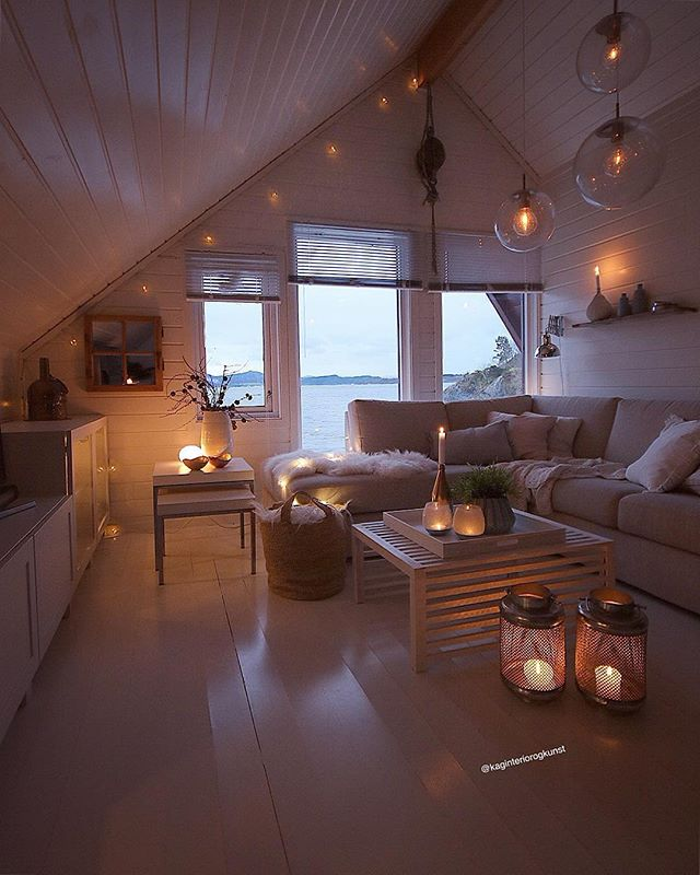 42 Very Cozy and Practical Decoration Ideas for Small ...