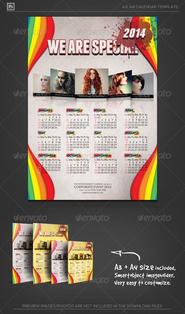 New Year Calendar 2014 Calendar 2014 Template And Print Templates