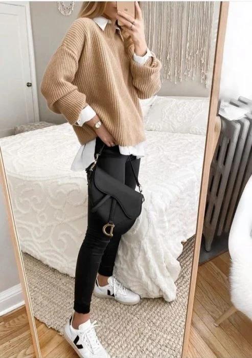 15 Lindos outfits para recibir el otoño con estilo