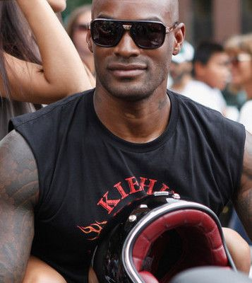 Tyson beckford tattoos