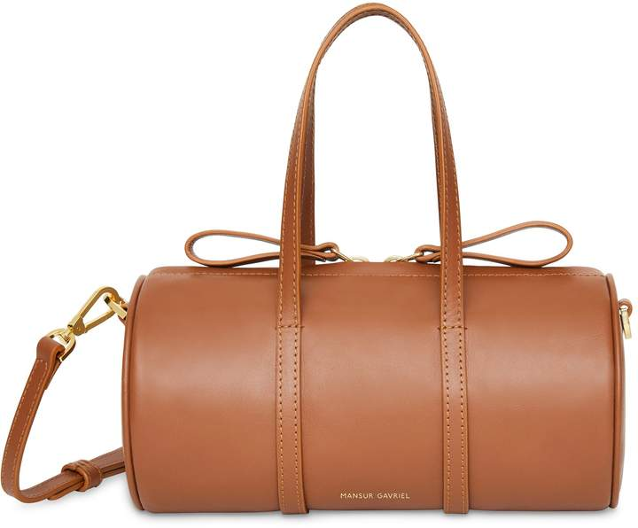 1f15488cea Mansur Gavriel Lamb Mini Mini Duffle Bag