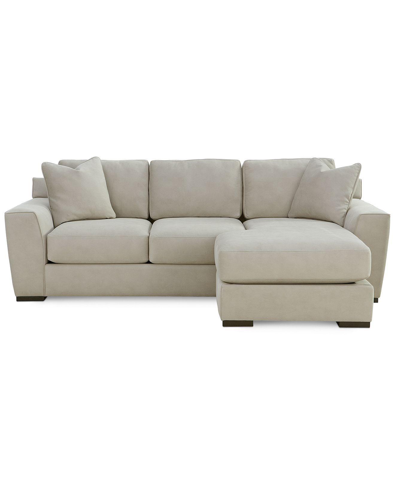 Chaise Sofa Loui Fabric Sectional Sofa Piece W X D X Sofas OnlineFurniture