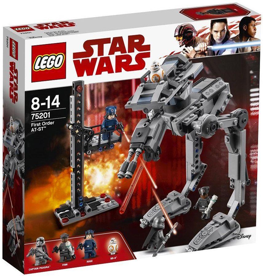 Lego 3 OrdreToy Star Du Empire At Premier 75201 St Wars oCxeBd