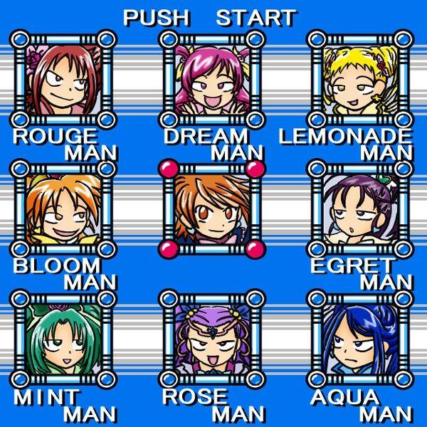Precure Megaman