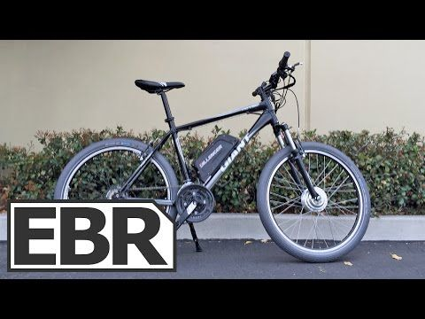 Dillenger 350w Geared Electric Bike Kit Video Review Electric