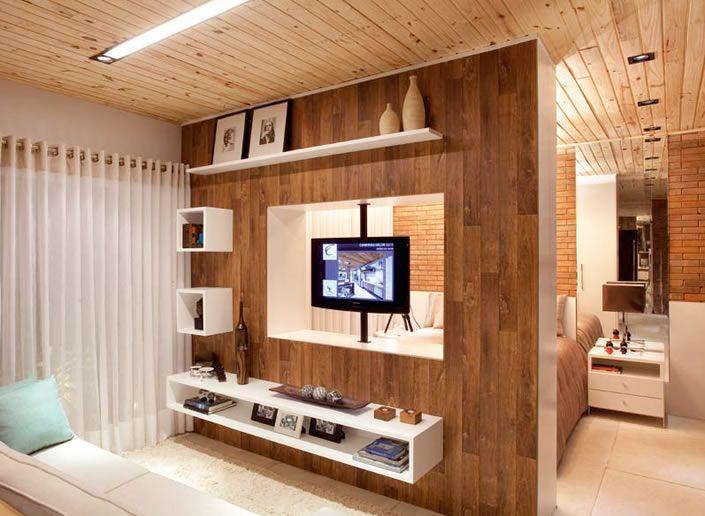 painel madeira pinus   Projeto de interiores   Pinterest   Madeira