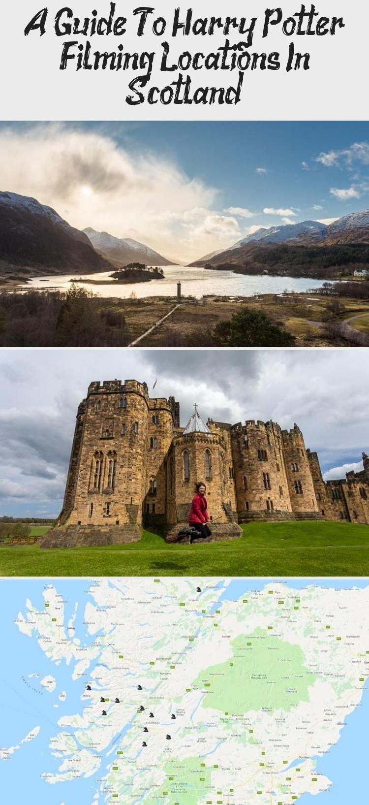 A Comprehensive And Detailed Guide To 12 Harry Potter Filming Locations In Scotland Including Filming Locations Harry Potter Filming Locations Movie Locations