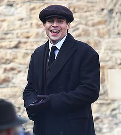 Downton Obsession | Filming Series 6 | Thomas Barrow