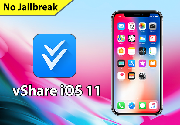 How To Install vShare For iOS 11 Without Jailbreak On iPhone