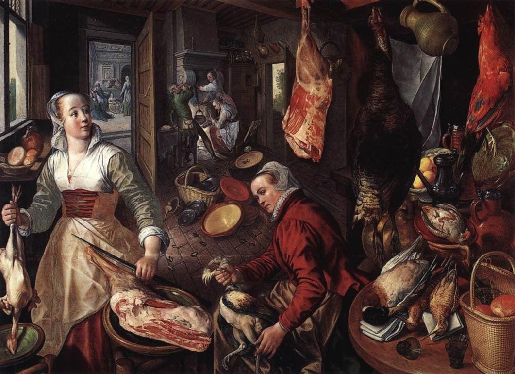 еда в средние века в россии общего можно найти