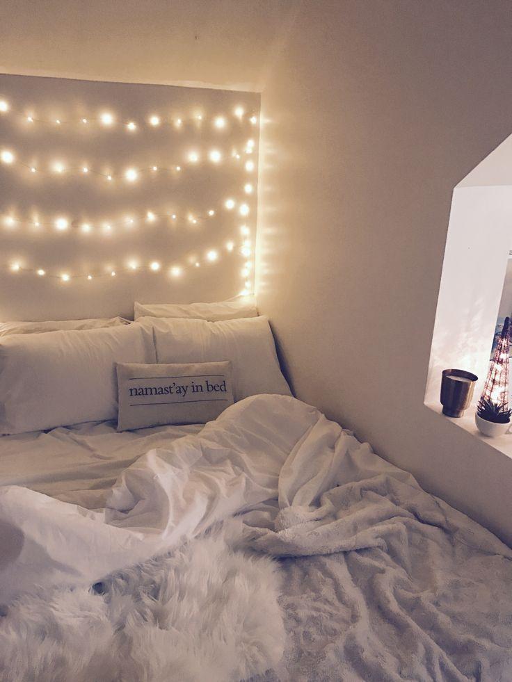 Ich liebe mein Zimmer #liebe #Genel #teenroomdecor