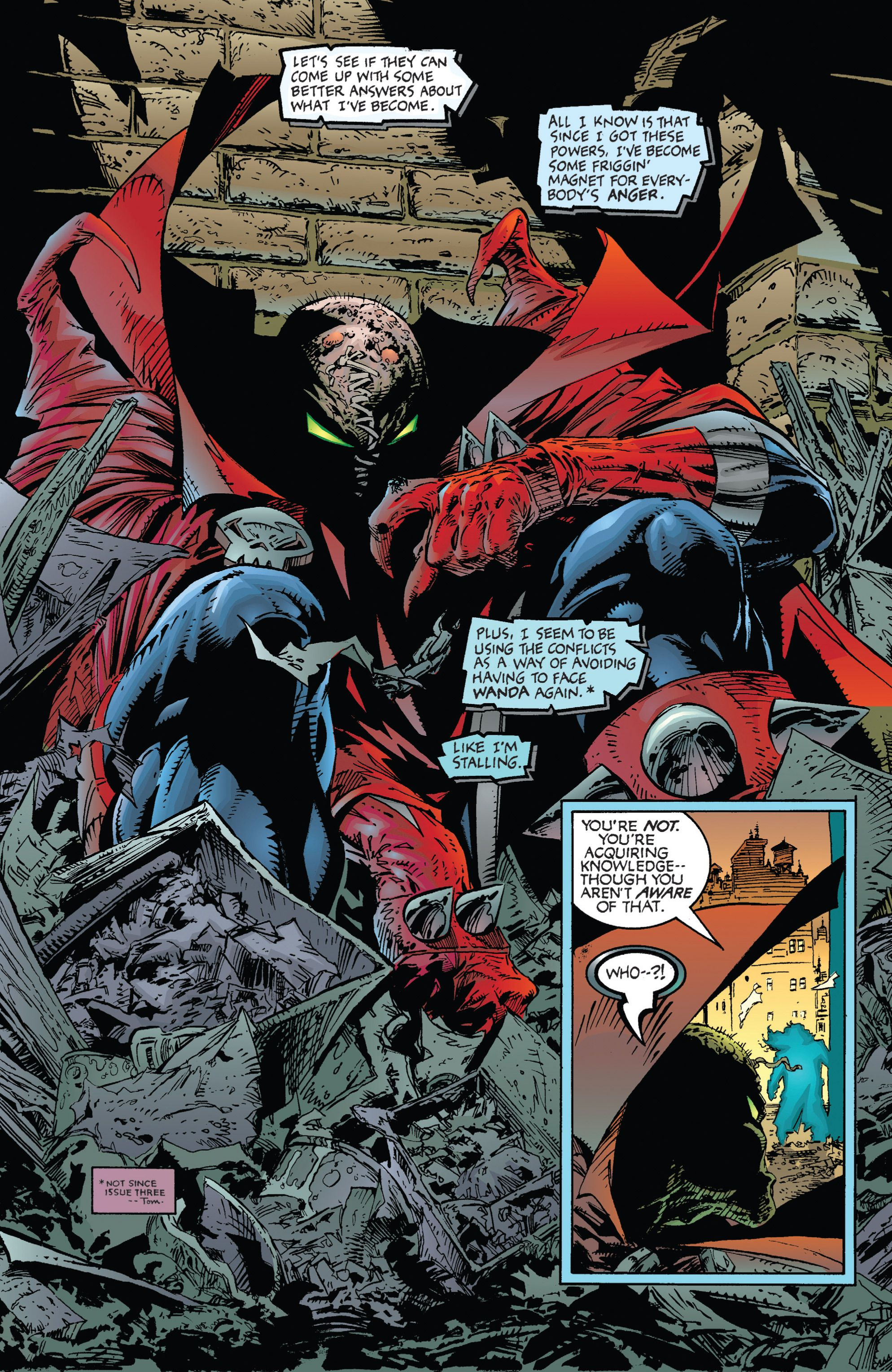 Todd Mcfarlane Spawn Comic Books Art Spawn Comics Comic Book Artists