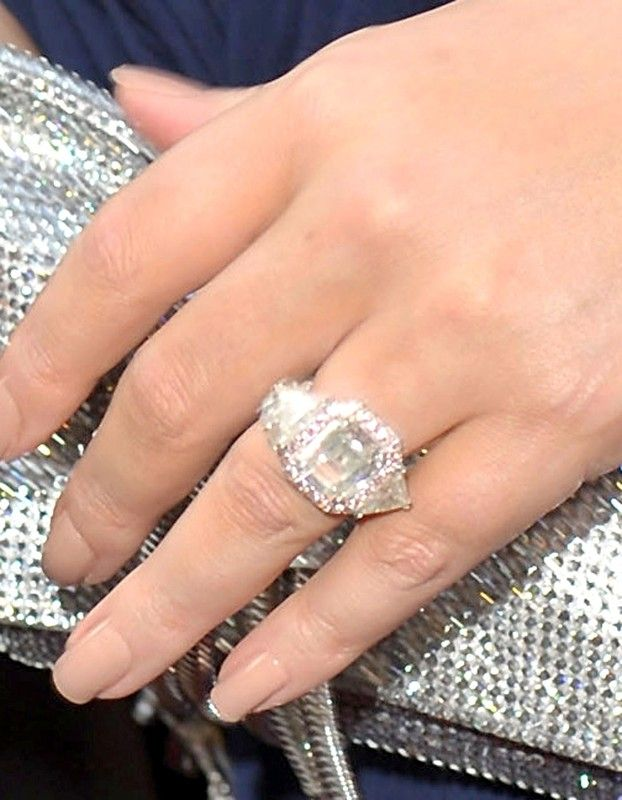 Mariah Carey Engagement Ring Pictures | POPSUGAR Celebrity