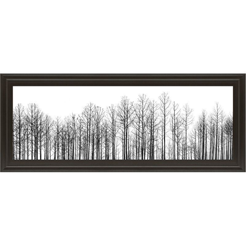 Winter Trees Horizontal Framed Wall Art Rc Willey Furniture Store Frames On Wall Horizontal Wall Art Wall Art