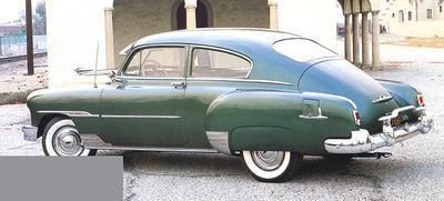 1951 chevy fleetline coupe driving down memory lane for 1951 chevy 2 door coupe