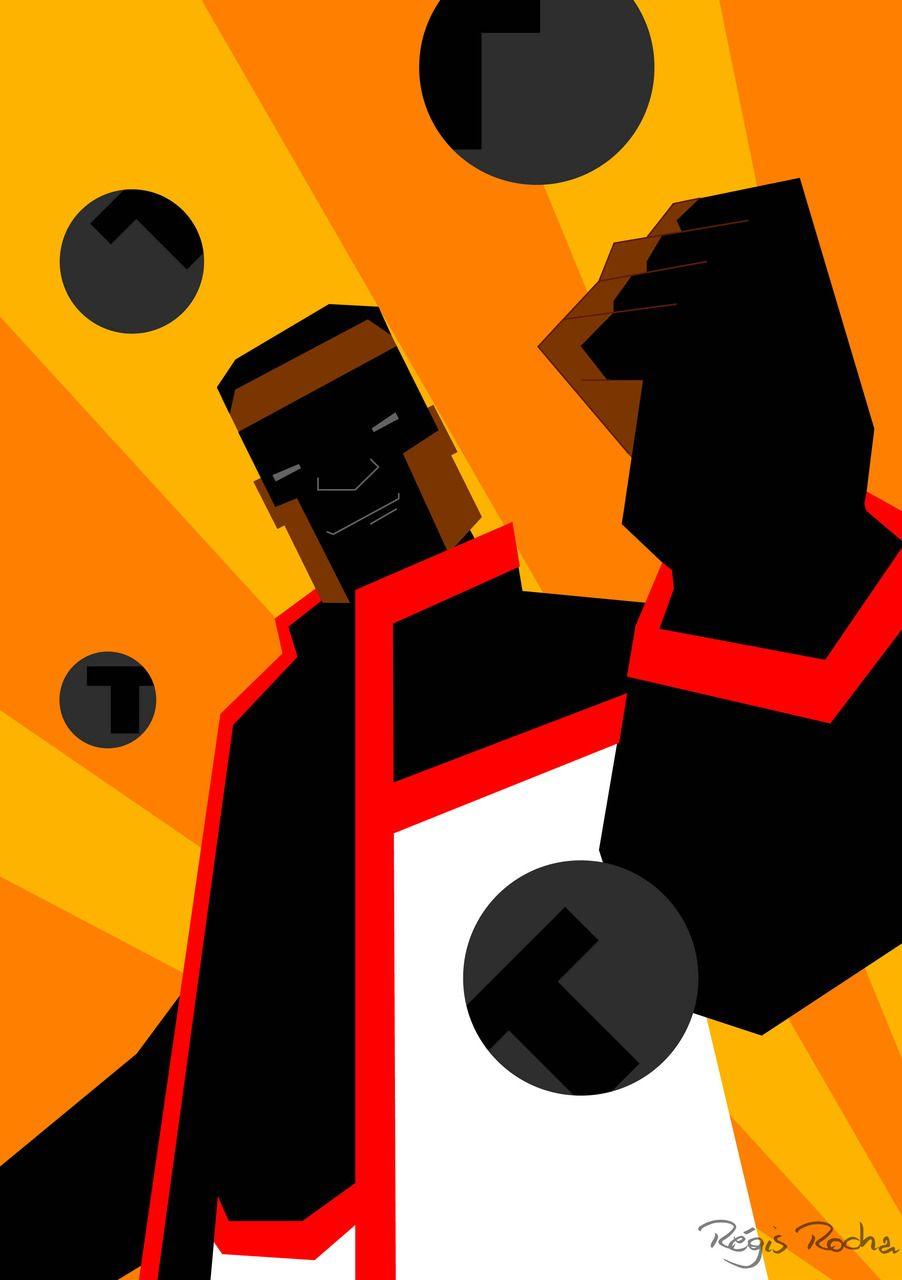 "superheroesincolor: ""afrodinamic: ""Mr. Terrific, Michael Holt "" """